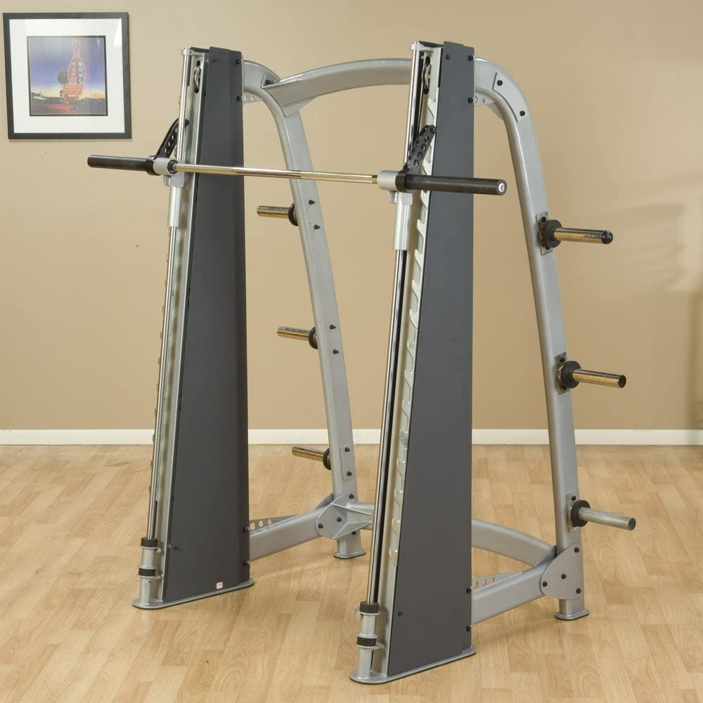 Counterbalanced Smith Machine Review – Body Solid Pro Club Line
