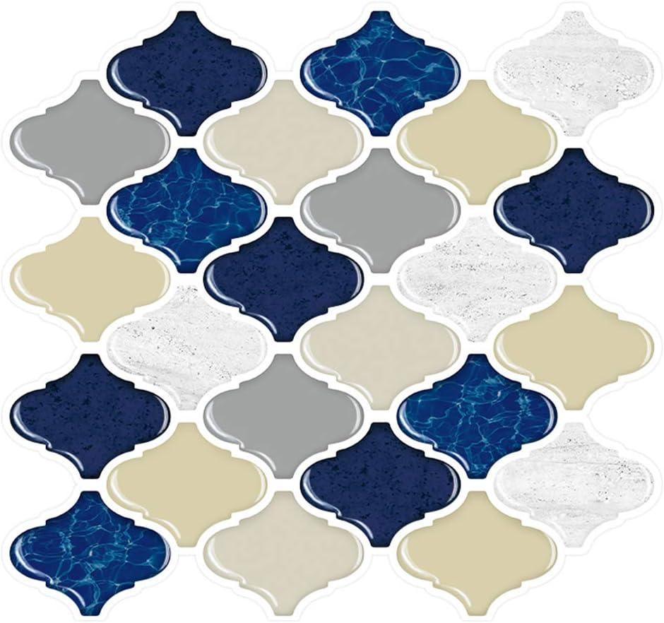 - Amazon.com: Cocotik Peel And Stick Tile Backsplash For Kitchen