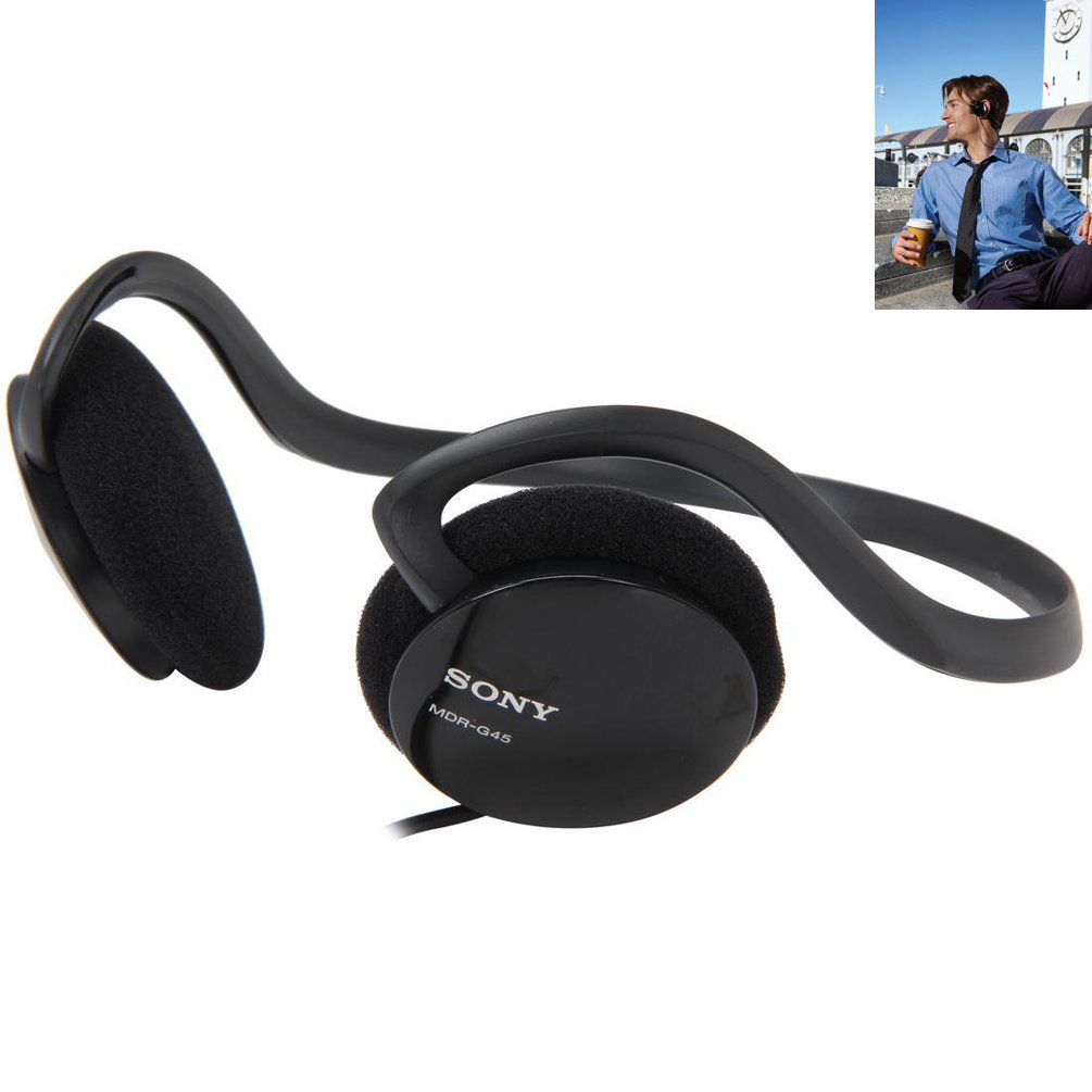 Spacer Sony Zoom Directional Microphone with Multi-Interface Shoe Built-In Noise IsolationGun Mode,Zoom Mode Settings Includes Wind Screen Monaural Electret Condenser Capsule Pouch