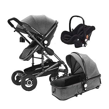 Amazon.com: Belecoo - Cesta para bebé 3 en 1 tipo cuna para ...
