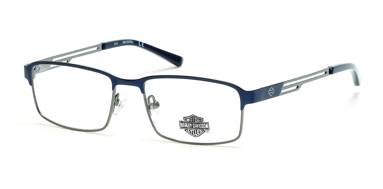 Eyeglasses Harley-Davidson HD 0138 T 091 matte blue