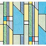 DC Fix Geometrics 3460116 Window Film (4 Rolls)
