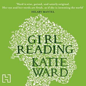 Girl Reading Audiobook