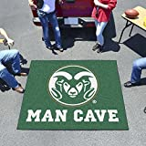 FANMATS 17259 Colorado State Man Cave Tailgater Rug