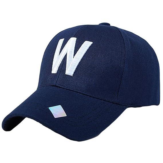 Gorra de béisbol Ajustable para Mujeres Sombrero de Hip-Hop Sombra ...