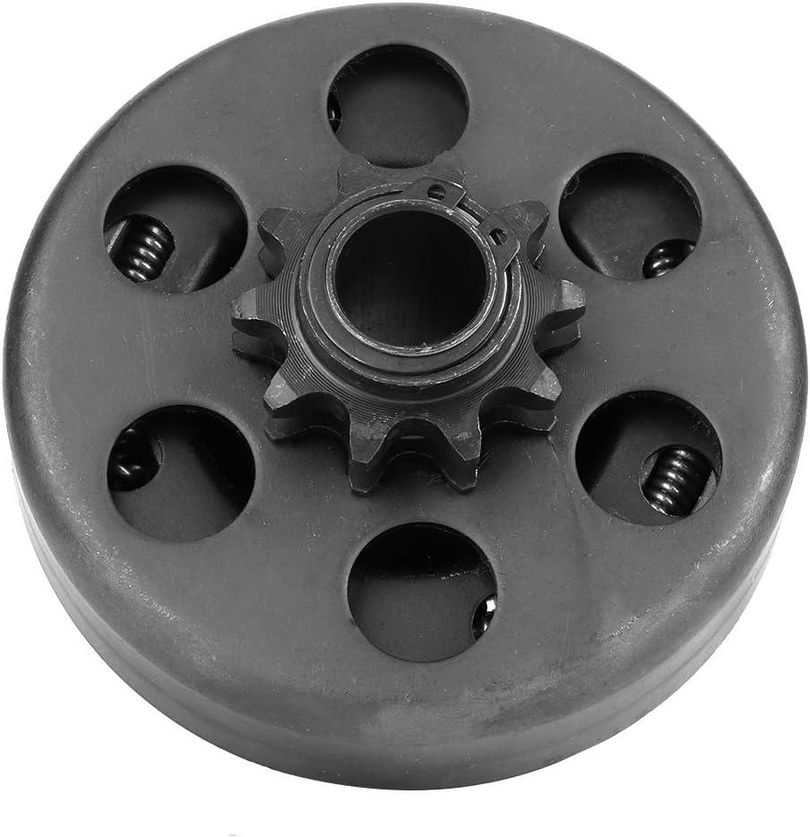 Centrifugal Clutch 19mm Bore 10T Engine Centrifugal Clutch 3//4inch 40//41//420 Chain Fit for Go Kart ATV Mini-Bike