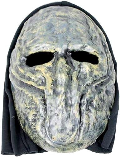 Amazon Com Oem Men S Frankenstein Jason Statham Death Race Mask Helmet One Size Black Clothing