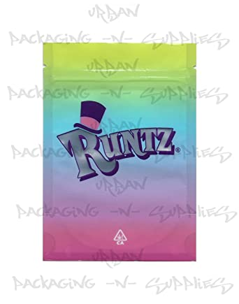 Runtz Bag Size 3 5g - 1/8 (5)