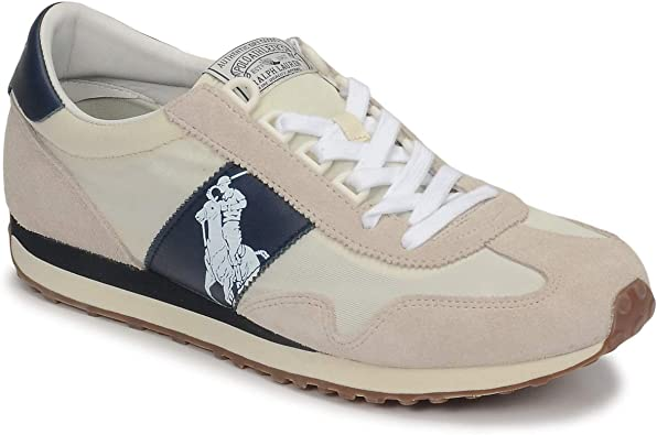 Polo sport 809755192003 Zapatos Hombre Blanco 43: Amazon.es ...