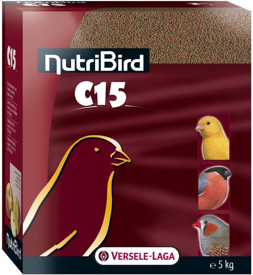 VL Pienso Extrus Canarios C15 5 kg