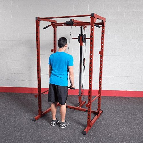 BFLA100 Lat Attachment for the BFPR100 Power Rack by Best Fitness