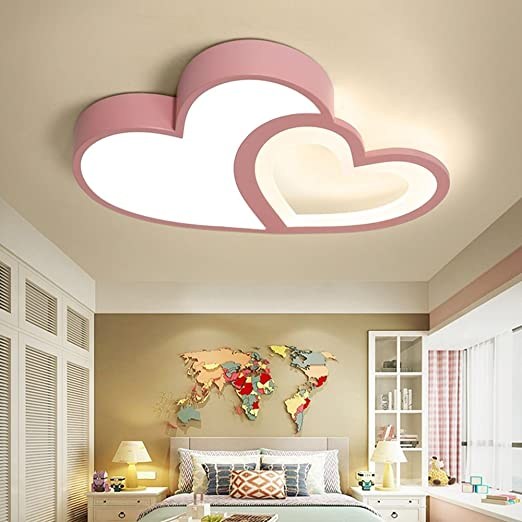 MLSH LED Bedroom Ceiling Lamps, Children's Room Ceiling