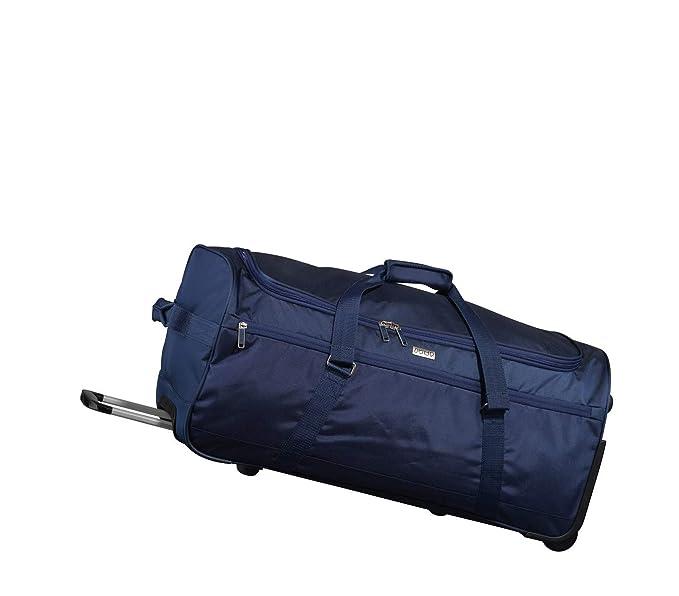 Jump Toledo soft Bolsa de viaje con ruedas azul: Amazon.es ...