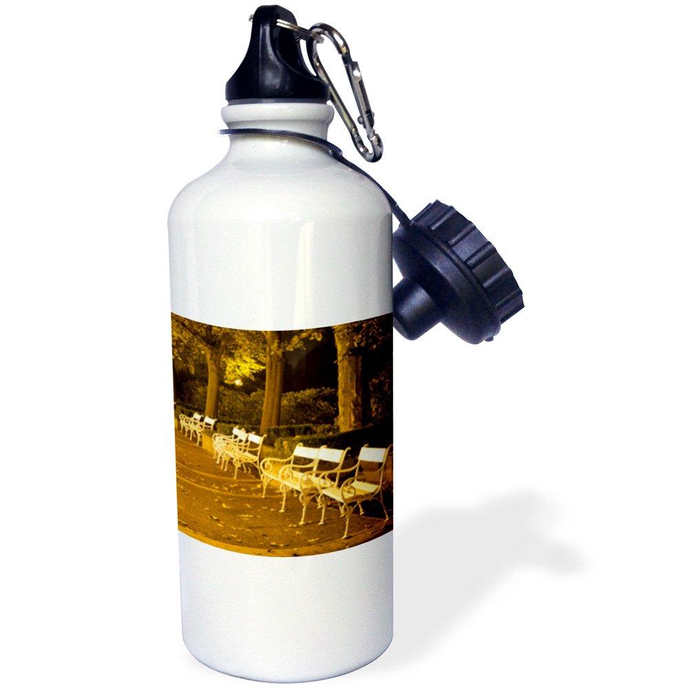 3dRose Danita Delimont - Czech Republic - Czech Republic, West Bohemia, Marianske Lazne. Spa. - 21 oz Sports Water Bottle (wb_227168_1)