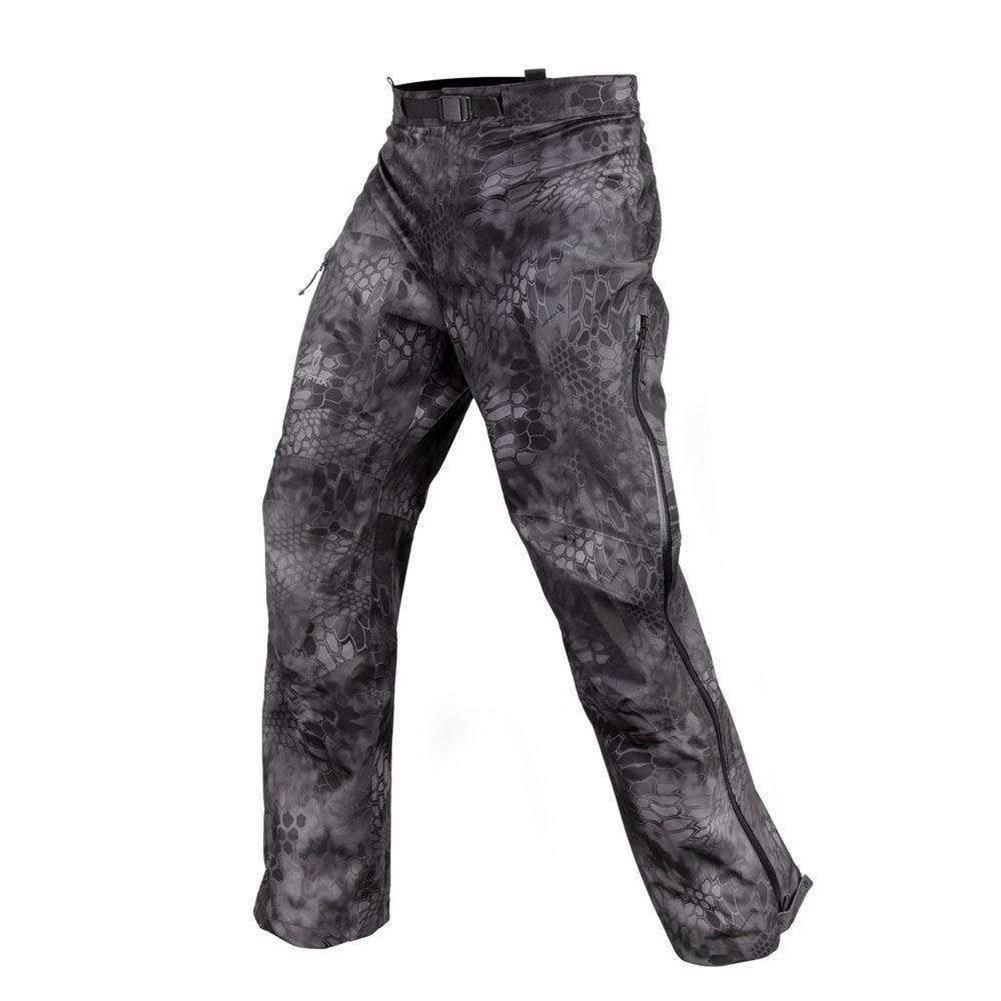 Kryptek Koldo Camo Rain Pant (Rain Gear Collection), Typhon, L