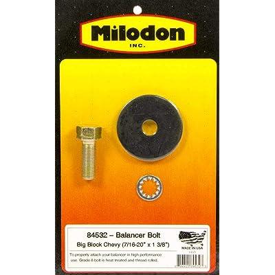 Milodon 84532 CRANK BOLT - BBC: Automotive