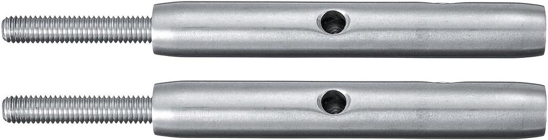 CoCocina T316 Tendeur de c/âble en acier inoxydable pour rails de c/âble descalier 4 mm 5 mm 5mm