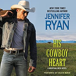 His Cowboy Heart Audiobook