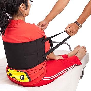 Amazon.com: Transfer Sling, Padded Patient Lift Sling Transfer Belt