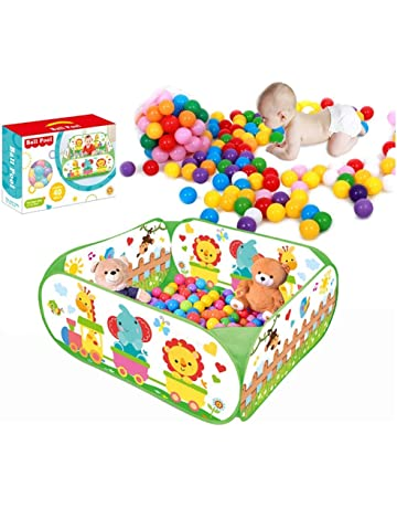 SIMPLE & Co Ball Pool Outdoor Play Tent Pit Ball Pool y niños / bebés en