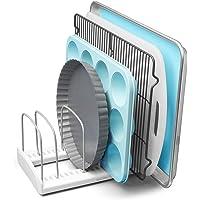 YouCopia StoreMore Adjustable Bakeware Rack, 11.5D x 7.3W x 6.4H, (50158)