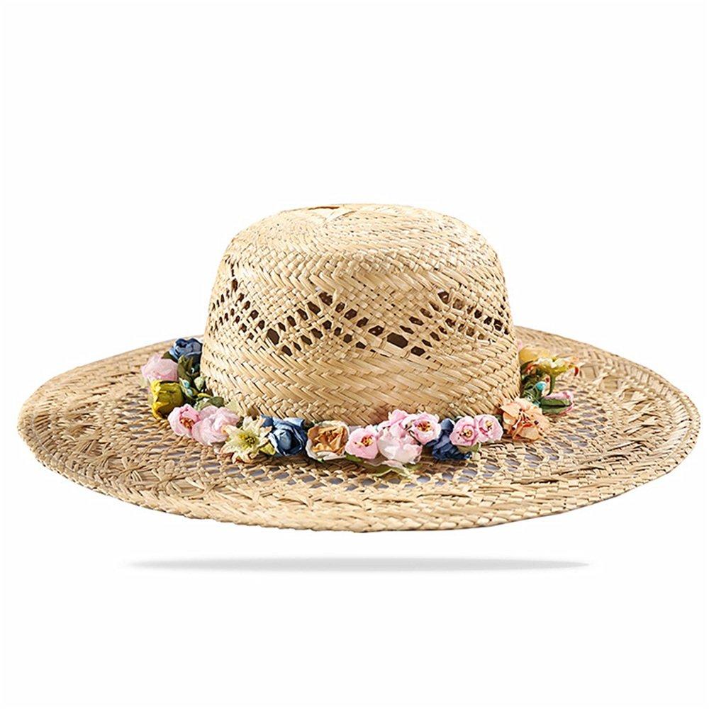 Shuo lan hu wai Der Hut der Frauen exotische Böhmen-Ferien-Sonnenschutz-Sonnenbräune Hut Handhaken Wreathe Hat Hat