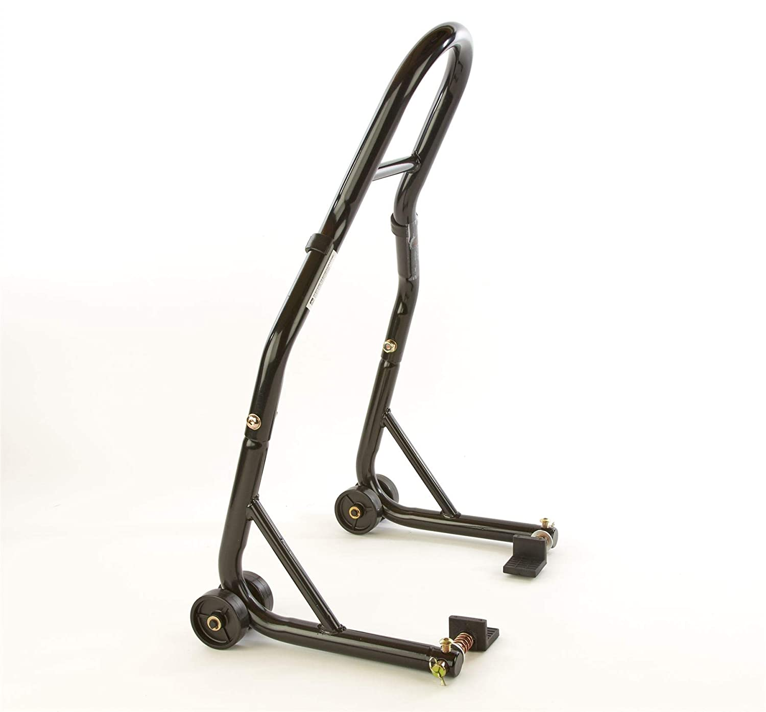 for lifting fork for front wheel with wheels Qtech motorcycle stand