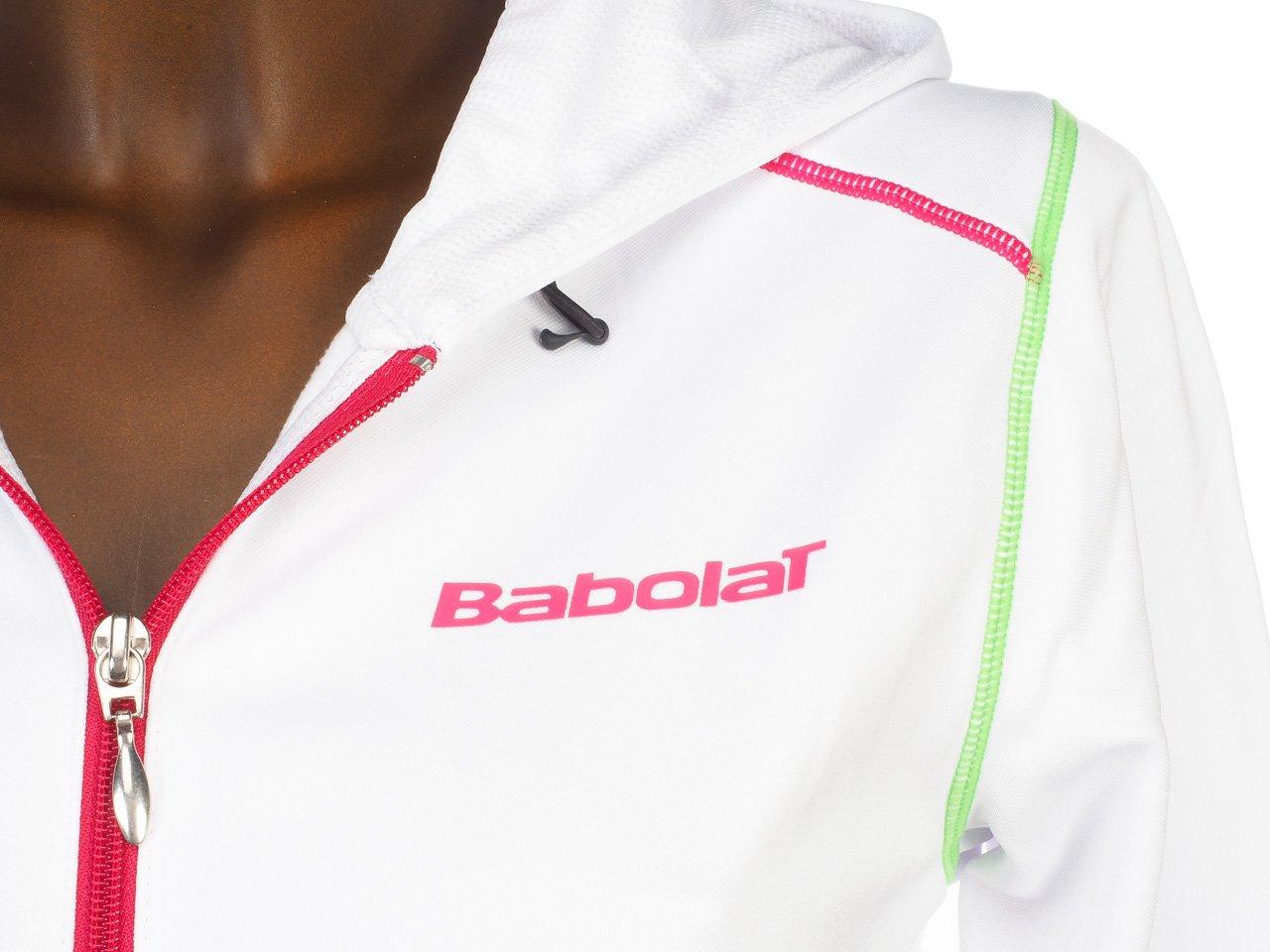 Babolat match Performance Jersey para mujer 2015 BLANCO XS: Amazon ...