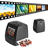 Scanner per diapositive e negativi Film Slide Scanner Spee Adattatore Load per 35mm 135mm negativi e diapositive