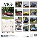 MG Calendar- Calendars 2019 - 2020 Wall Calendars - Car Calendar - Automobile Calendar - MG 16 Month Wall Calendar by Avonside