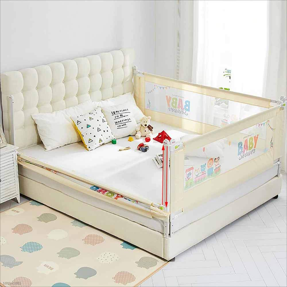 TX ZHAORUI Bettzän verstellbare Kinder-Leitplanke für für für KingGröße-Bett super hochblaue Bett Gardrail (68-80cm),200×80cm B07L14XTJW Bettzubehr 33ae92