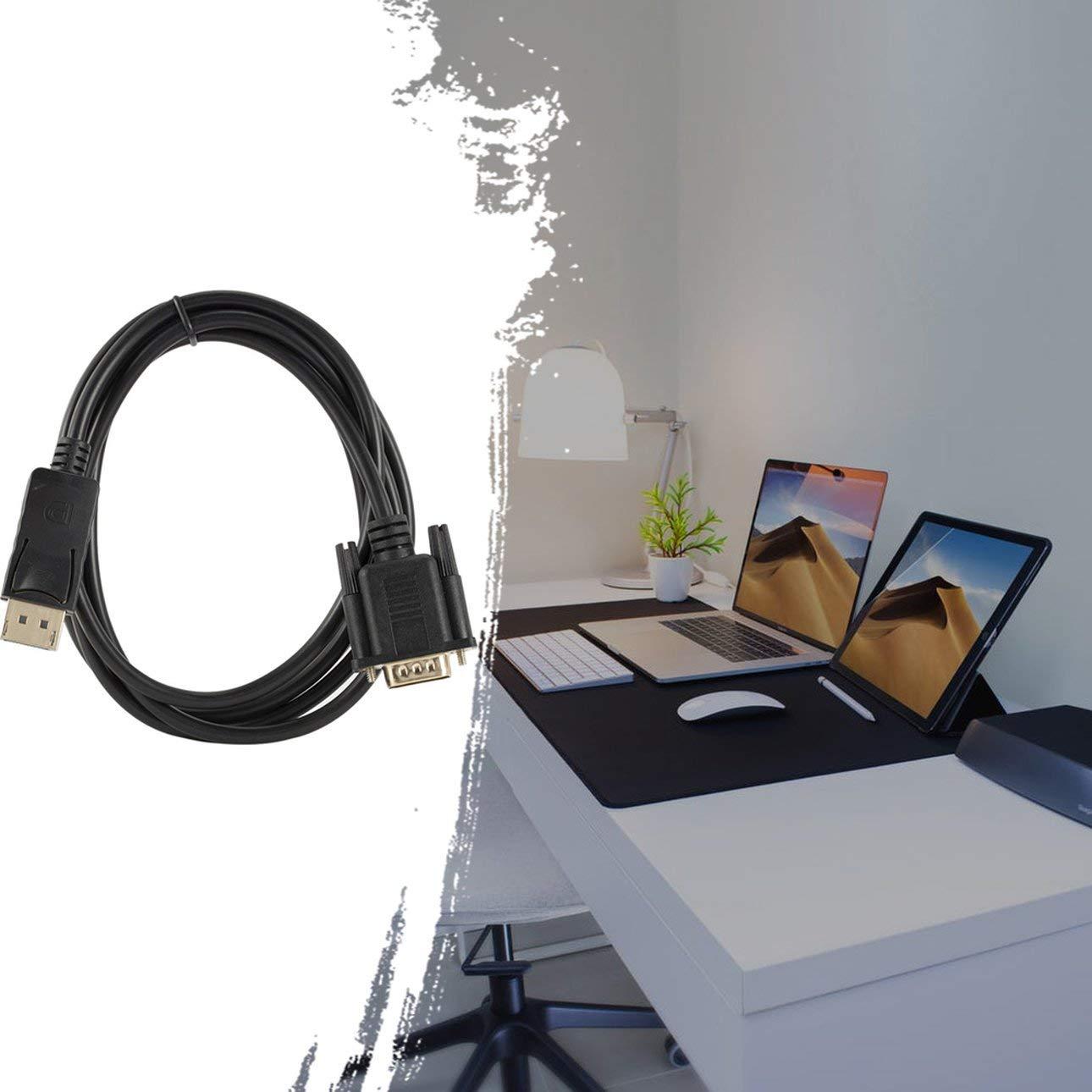 Adaptadores USB-VGA Adaptadores Ballylelly Displayport a Vga ...