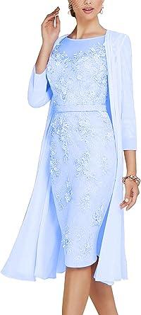 knee length calf length bride dress