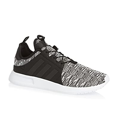 Adidas X PLR, Sneakers Basses Homme, Noir Core Black/FTWR White, 48