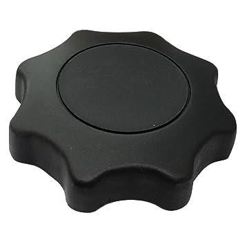 AERZETIX: Boton giratorio de ajuste del respaldo del asiento C40089 compatible con 1J0881671F: Amazon.es: Coche y moto