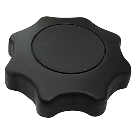 AERZETIX: Boton giratorio de ajuste del respaldo del asiento C40089 compatible con 1J0881671F