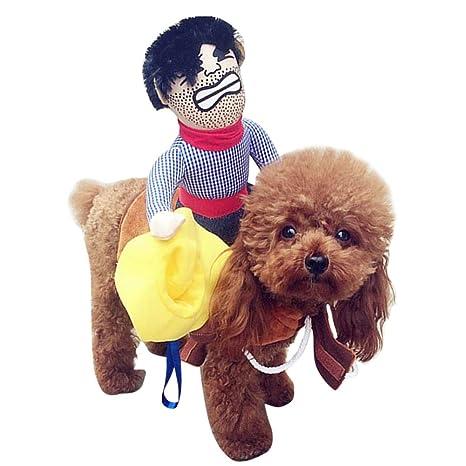 semen Disfraz de Mascotas Perro Disfraz Ropa Mascotas Outfit Traje ...