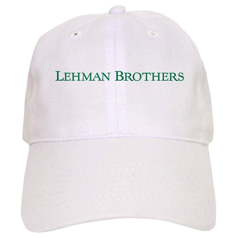 Amazon.com  Lehman Brothers Cap - Baseball Cap Adjustable Closure ... e073b6cd817