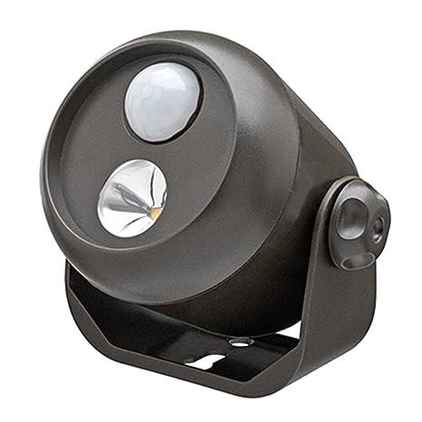 Mr Beams MB310 - Mini foco LED inalámbrico, con sensor de movimiento y fotocélula,