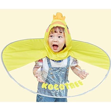 LZY Impermeable- Chubasquero para niños Platillo Volante ...