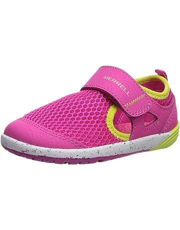 450621474326 Merrell Girls  Bare Steps H20 Water Shoe