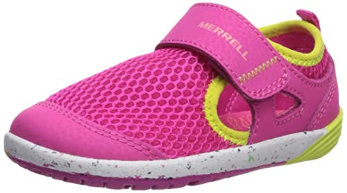 c9a534a000 Merrell Girls' Bare Steps H20 Water Shoe