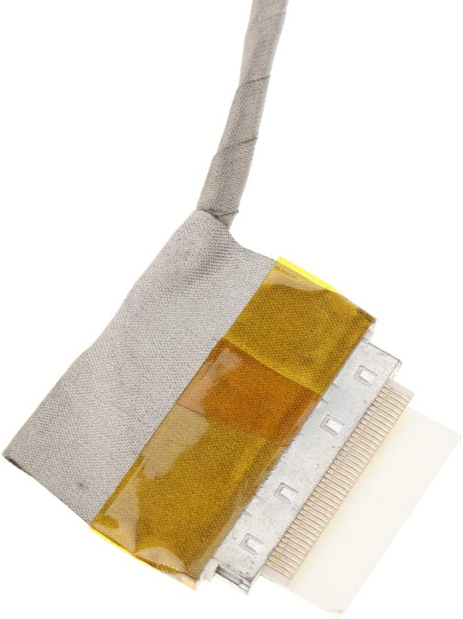 Gazechimp LCD Screen Flex Cable Ribbon Connector for ASUS K43 X43 A43 X44H K84L