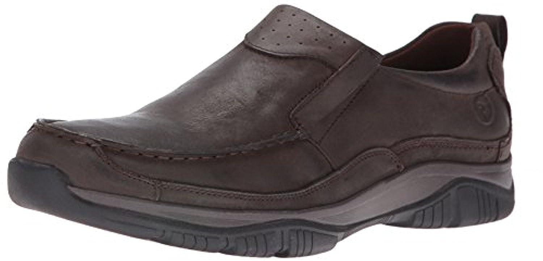 Propet Men's TravelFit Shoe Black / Grey 9 X (3E) & Oxy Cleaner Bundle