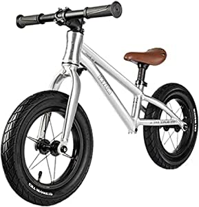 LMETZXC Bicicletas de Equilibrio for niños, Ligeros, niños, niñas ...