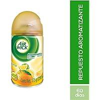 Air Wick Repuesto para Aromatizante de Ambiente Automático Freshmatic, Citrus, 250ml