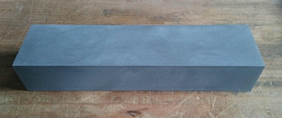 cout2406040lis. Wetzstein Natürliche der Pyrenäen spezielle Messer Qualität demi-dure Finish poliert