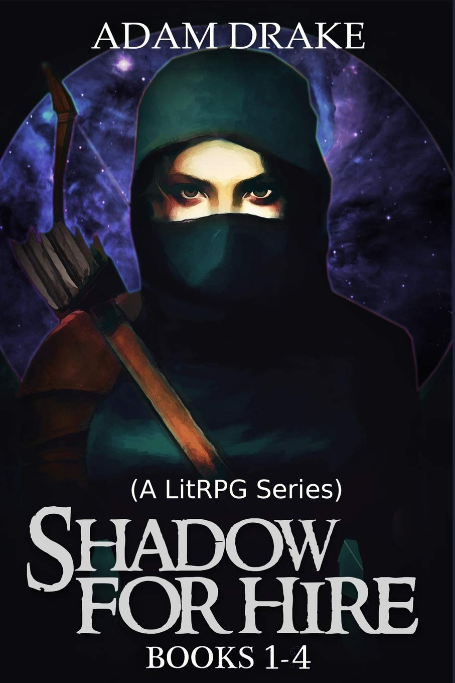 Shadow For Hire: Books 1-4 (A LitRPG Series): Amazon.es ...