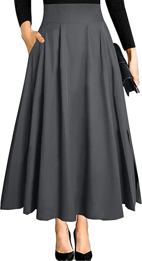 Medieval Skirt with Pockets