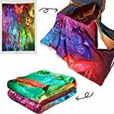 Custom Throw Blanket Astrology Astronomy Earth Moon Space Big Bang Solar System Planet Creation Elements Of This Image 314160812 and Comfortable
